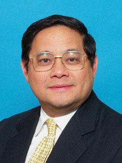 香港机场管理局主席冯国经