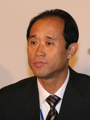 图文:吉林银行副行长程松彬