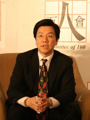 图文:谷歌全球副总裁兼大中华区总裁李开复