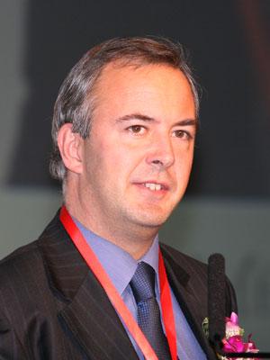 图文:欧盟委员会驻华代表团环保官员季思乐