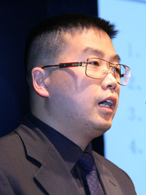 中国银行总行资深的财富管理专家黄金老