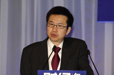 图文:世界卫生组织驻华代表处技术官员汤胜蓝