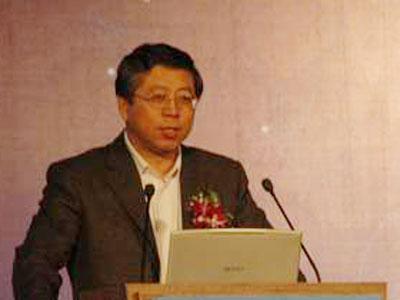 图文:国家发改委中小企业司副司长王黎明