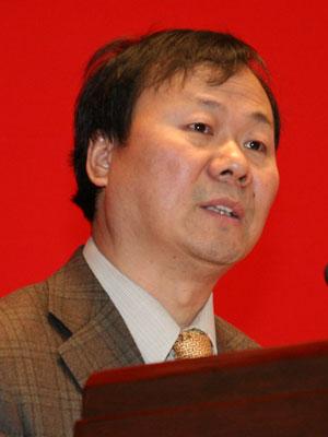 图文:中国人寿保险股份有限公司总裁万峰致辞