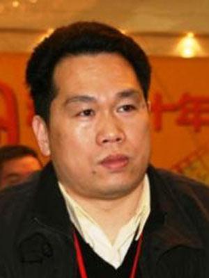 图文:上海炫动卡通卫视董事长李世雷