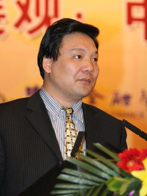 图文:中国人民大学副校长陈雨露讲话