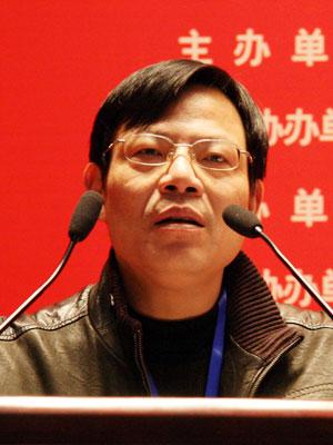 图文:江苏省南通市文化局局长黄振平发言
