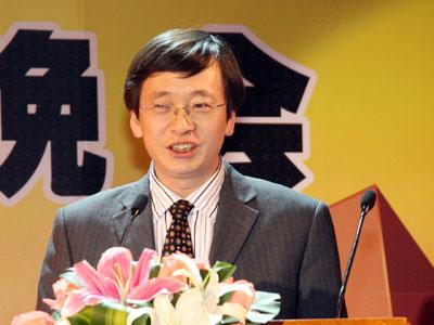 图文:北京大学文化产业研究院副院长陈少锋