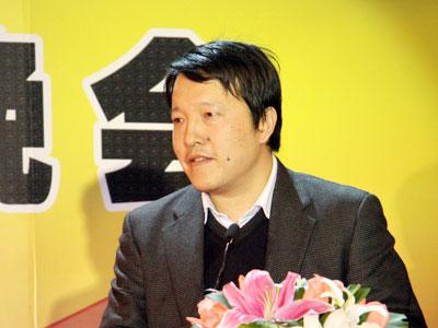 图文:南京大学国家文化产业研究中心主任顾江