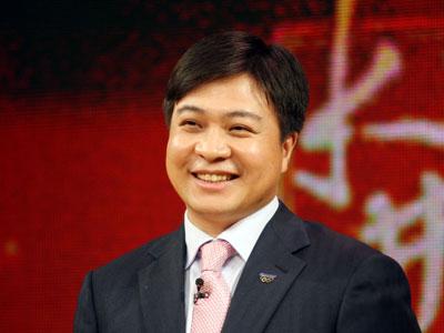 图文:联想集团大中华区总裁陈绍鹏