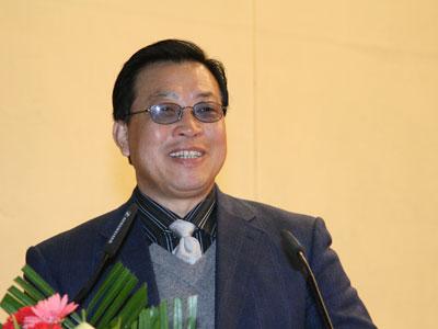 图文:上海大学影视学院副院长戴元光