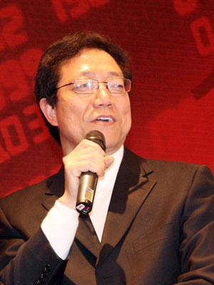 图文:中国注册理财规划师协会秘书长赵良