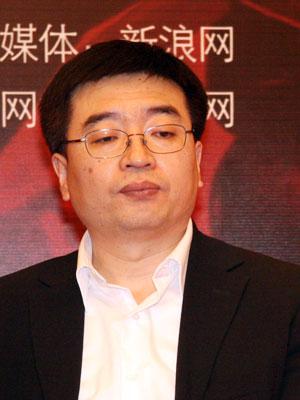 图文:联想投资董事总经理刘二海