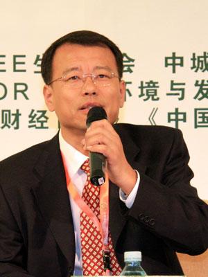 图文:爱立信大中华区高级副总裁赵均陶
