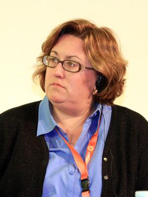 图文:美国加州有毒物质管制部Maureen