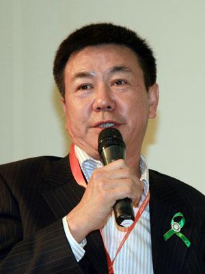 图文:摩克迪集团公司董事长张醒生