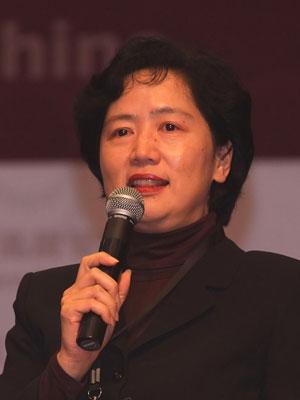 图文:大众汽车(中国)投资公司副总裁申筱洁