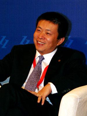 图文:新浪首席执行官兼总裁曹国伟
