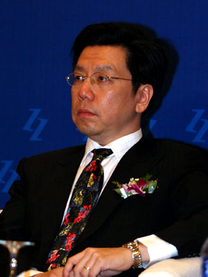 图文:google全球副总裁李开复