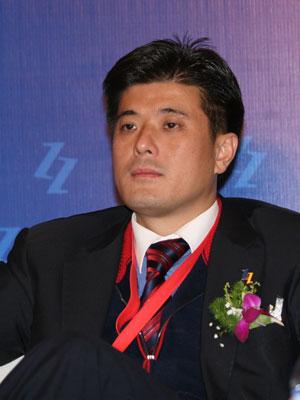 图文:IBM全球副总裁王阳