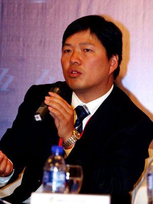 图文:步步高商业连锁董事长王填