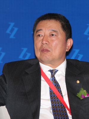 图文:建业地产股份有限公司董事局主席胡葆森