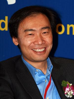 图文:北极光风险投资创始人邓峰