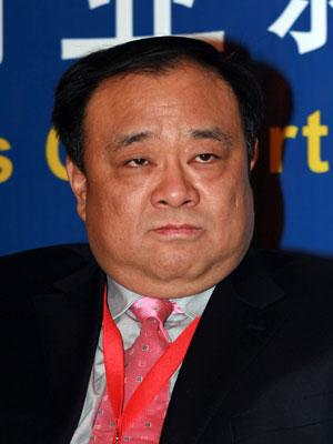 图文:威盛电子全球副总裁徐涛