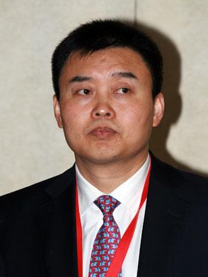 图文:天明集团董事长姜明
