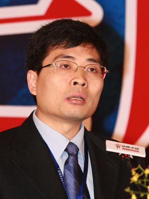 海尔集团副总裁周云杰