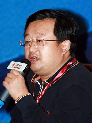 金必德经济管理研究院院长沈青