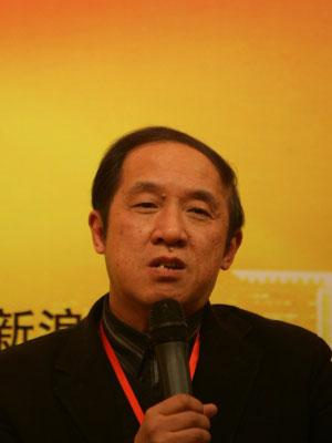 图文:北京大学环境学院教授吕斌