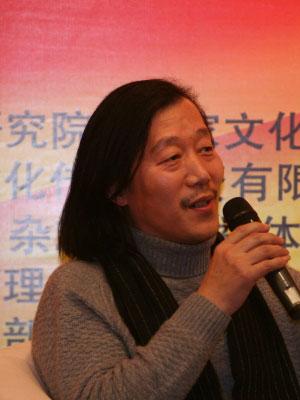 图文:西安美术学院教授吴浩