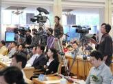 太极湖论坛2009与会媒体记者