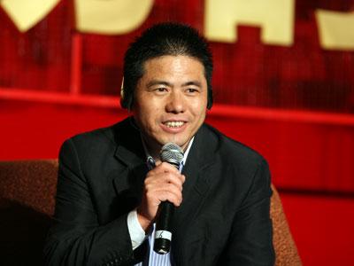 图文:远东控股集团总裁蒋锡培讲话