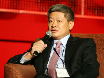 Fang Zheng, Founder of Keywise Capital