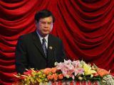 老挝总理波松-布帕万致辞