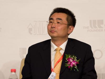 图文:紫光股份有限公司总裁李志强