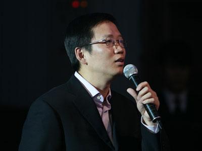 蓝狮子出版社社长吴晓波