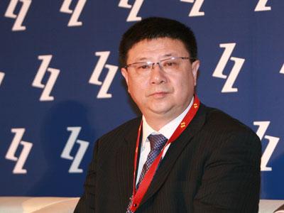 图文:金地(集团)股份有限公司董事长凌克