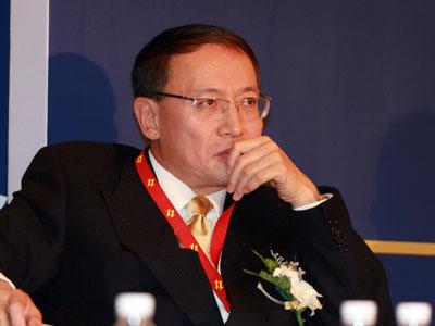 图文:原中国惠普有限公司高级副总裁舒奇