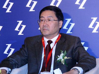 图文:北京汽车工业控股有限公司总经理汪大总