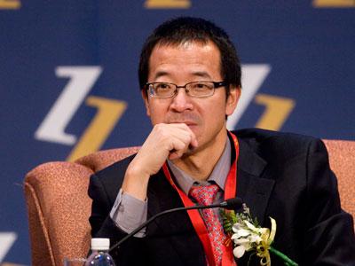 图文:新东方教育科技(集团)董事长俞敏洪