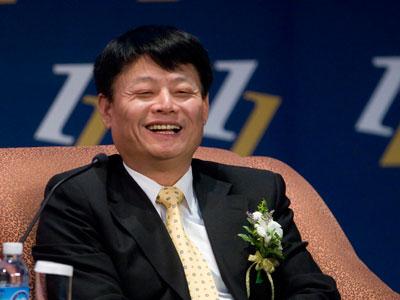 图文:中国民生银行行长洪崎
