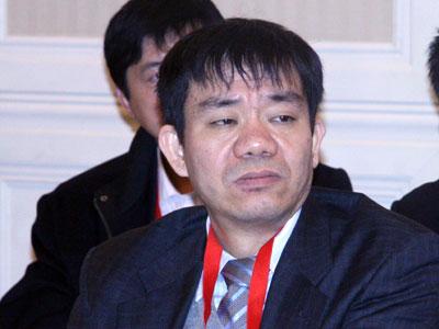 图文:九州通医药集团副董事长刘兆年