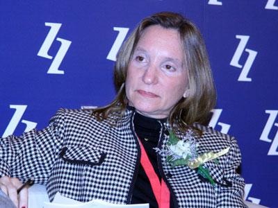 图文:美中互利工业公司总裁Roberta-Lipson