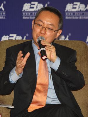 图文:百达辉琪阳狮传讯联席首席执行官黄勇