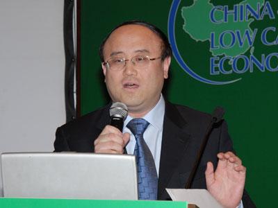 郭军:煤炭占中国一次性能源消费近70%比例