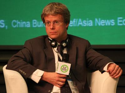 《商业周刊》中国社长兼亚洲新闻编辑罗谷
