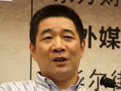 图文:万事利集团总裁李建华